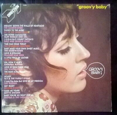 Groov'y Baby - Direction Records - Northern Soul Various Artists