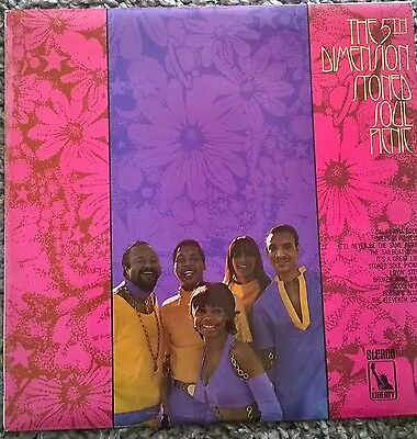 5Th Dimension - Stoned Soul Picnic - Liberty Records - Northern Soul