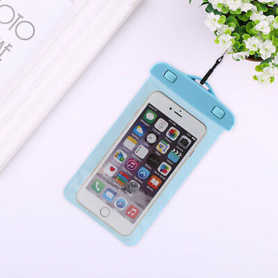 Waterproof Underwater Floating Swim Drifting Cell Phone Dry Bag Armband Cover
