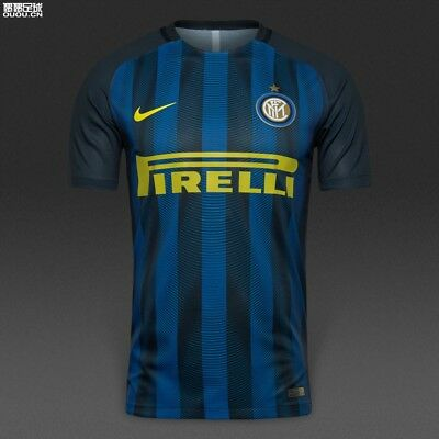 Inter Milan 2016-17 home match shirt RRP of £90, £62 on Nike site. Adult XL