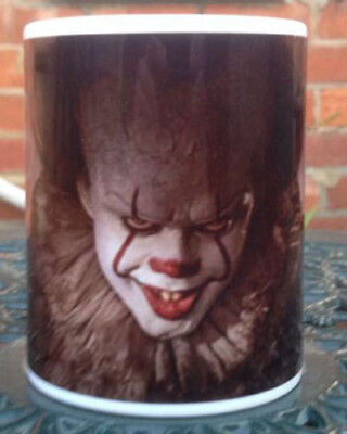 """""""new""""  Movie Mug It Pennywise    With Or Without Personalization"""