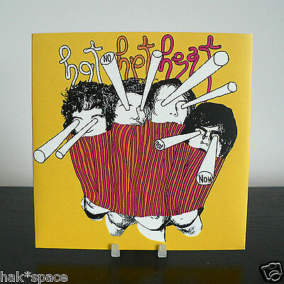"Hot Hot Heat - No, Not Now / 5 Times Out Of 100 - 7"" Vinyl Single 098787061772"