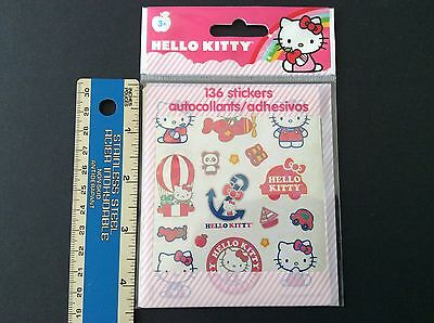 Hello Kitty Prismatic Stickers 136 stickers