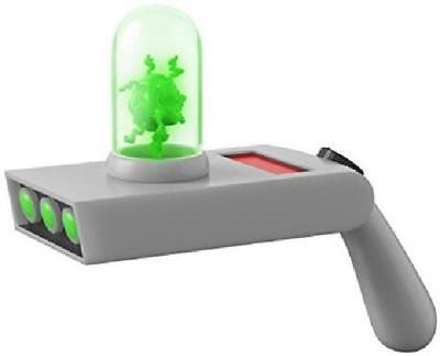 Official Rick and Morty Portal Gun Toy from Adult Swim Pretend Play Kit Gift new