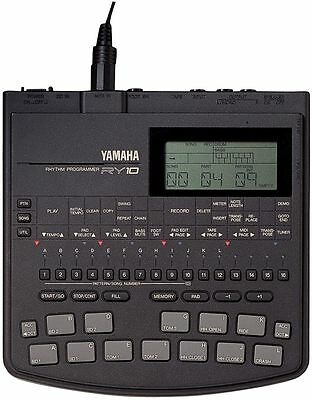 batteria elettronica yamaha ry10 drum machine sequencer rythm programmer