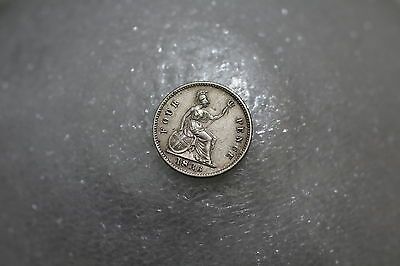 Uk Gb 4 Pence Groat 1836 Amazing Details Silver A67 #3392