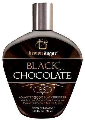 Brown Sugar Black Chocolate Tanning lotion, 13.5 oz. NEW!