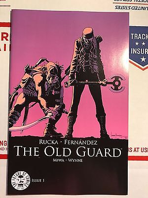 Image 25th Anniversary Blind Box The Old Guard #1 Color Variant