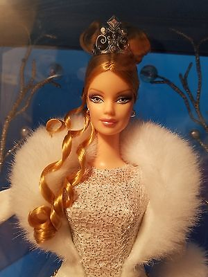 Barbie Winter Fantasy First In The Series 2003 Special Edition Holiday Visions