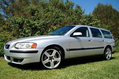 2004 Volvo V70 R Wagon 4-Door 2004 VOLVO V70 R AWD WAGON! 2 OWNERS! SUPER RARE! GOOD MILES! EXTRA CLEAN! WOW!