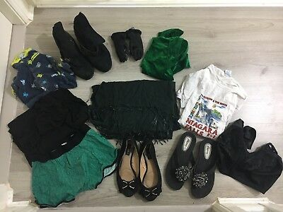 Bundle Of Various Item Clothes Shoes  And Many Other Items