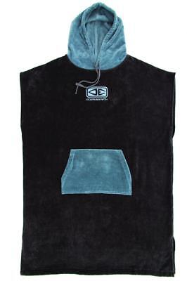 Ocean & Earth Adult Poncho Towel In Grey - For Changing In The Car Park AMTW13CH