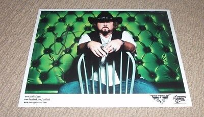 Colt Ford - Autographed 8X10 Photo *signed* Country Music Star