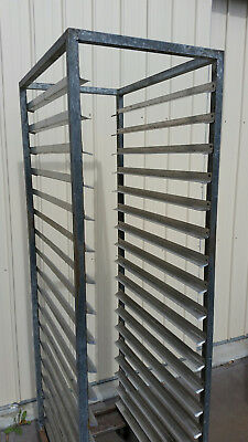 Bread rack 18 wire/tray suit 16' for Bakery cafe or Kitchen Garden Plants