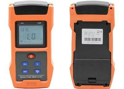 TL563 650nm VFL Visual Fault Locator 30mw 20mw 10mw 1mw +Optical Power Meter USB