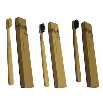 Environmental Bamboo Toothbrush Eco Friendly Bristle Oral Care Teeth Brushes