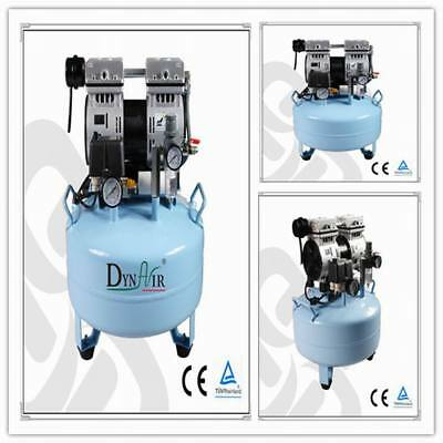 DynAir Dental Oil Free Silent Air Compressor DA5001 CE FDA Approved Wd