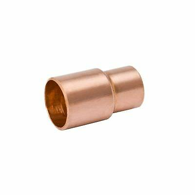 "Copper reducer FTGxC 1-1/8"" x 7/8"" W01337"