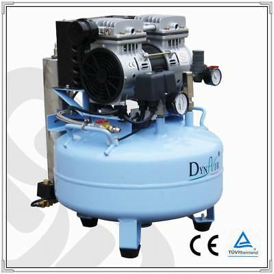 DynAir Dental Oil Free Air Compressor With Air Dryer DA5001D CE FDA Approved Wd