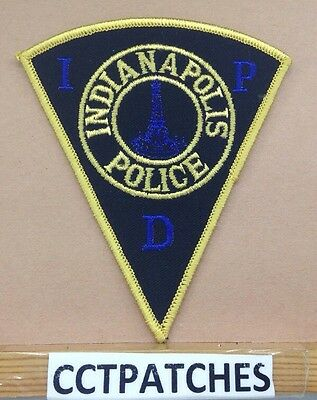Indianapolis, Indiana Police Shoulder Patch In