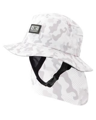 Ocean & Earth Kids Indo Surf Hat In Camo For Surfing & Outdoor Activity's