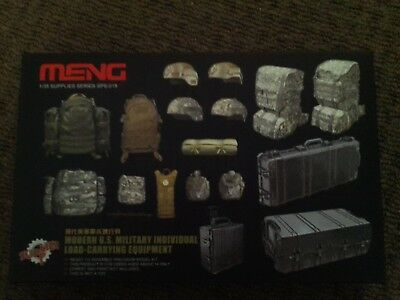 Meng SPS-015 1?35 Modern US military load carrying equipment