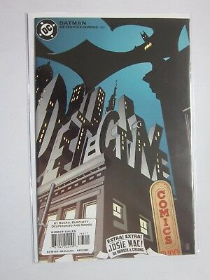 Detective Comics (1937 1st Series) #765 - VF - 2002