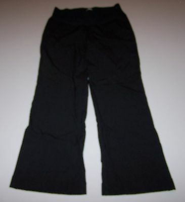 Ladies DUO MATERNITY Brand Stretch Maternity Dress Pants Size Small