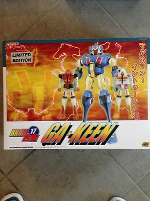 CMS GAKEEN GA KEEN CMS BRAVE GOKIN 17 LIMITED EDITION 300 pz anime color