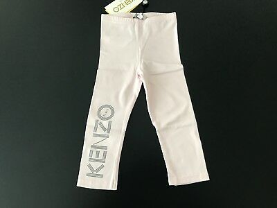 "Leggings Pantaloni Pink ""kenzo Kids"" (Tg. 6M - 68) Jungle Kj24027 2017 (Sale)"