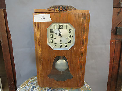 Chime Clock genuine Westminster 36 box music 8 hammers 8 rods 1