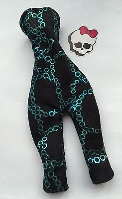 Monster High Doll Clothes Fab Bodysuit Crop Legs  Frankie Ghouls Rule