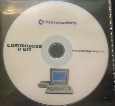 Commodore 64, VIC20, And Other 8bit CBM Emulators for PC's with over 7000  games