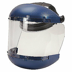 SELLSTROM Faceshield Assembly,Clear,Acetate, S38140