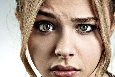 "020 Chloe Moretz - Hit Girl Beauty Hot Movie Actress Star 21""x14"" Poster"