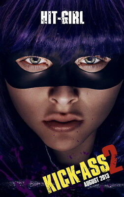 "075 Chloe Moretz - Hit Girl Beauty Hot Movie Actress Star 14""x22"" Poster"
