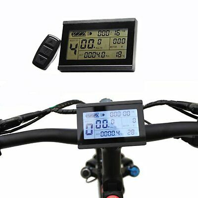 24/36/48V Risunmotor KT LCD3 Display Meter/Control Panel Ebike Electric Bicycle