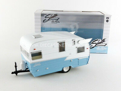 Greenlight Collectibles - 1/24 - Shasta Airflyte - Caravane - 1961 - 18229