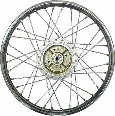 Yamaha T80, Rear Wheel, Townmate, Drum brake (Rim 1.40 x 17)