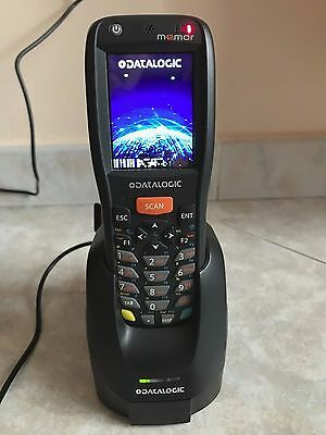 Datalogic Memor X3 + Culla Ethernet Dock Single Slot *ottimo Affare*