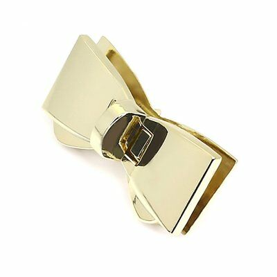 1pcs Butterfly Shape Turn Clasp Closure Twist Lock Luggage Bags Buckle Parts HK