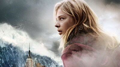 "014 The 5th Wave - Chloe Grace Moretz 2016 Science Fiction Movie 42""x24"" Poster"