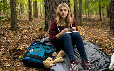 "016 The 5th Wave - Chloe Grace Moretz 2016 Science Fiction Movie 38""x24"" Poster"