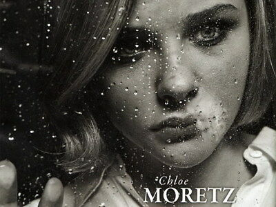 "057 Chloe Moretz - Hit Girl Beauty Hot Movie Actress Star 32""x24"" Poster"