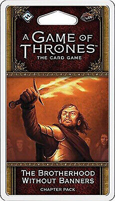 A Game of Thrones LCG: 2nd Edition: The Brotherhood Without Banners Chapter Pack