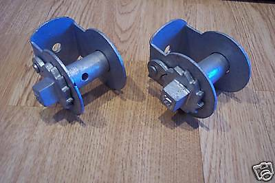 Farm agri wire fencing ratchet strainers tensioners x 2