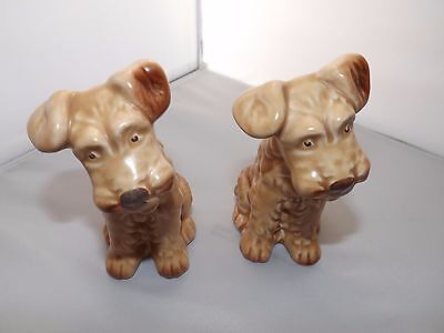 COLLECTABLE  SYLVAC DOG 1378 LIGHT BROWN EX CON (Auction is for one!)