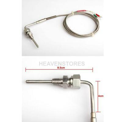 2M EGT K Type Thermocouple Exhaust Probe High Temperature Sensors Threads N hv2n