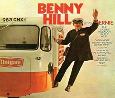 Benny Hill - Sings Ernie - The Fastest Milkman In The West [CD]
