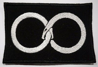 ALCHEMICAL SYMBOL, BUY ANY 3 GET 4 - embroidered patch, 3,2